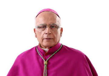 Carmel Zammit, Bishop of Gibraltar